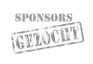sponsor gezocht